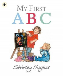 My First ABC av Shirley Hughes (Heftet)