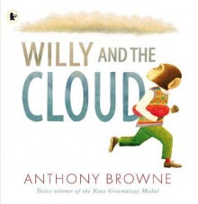 Willy and the Cloud av Anthony Browne (Heftet)