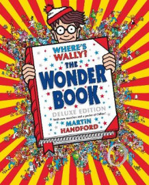Where's Wally? The Wonder Book av Martin Handford (Innbundet)