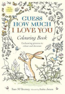 Guess How Much I Love You Colouring Book av Sam McBratney (Heftet)
