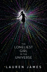 Omslag - The Loneliest Girl in the Universe