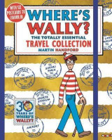 Omslag - Where's Wally? The Totally Essential Travel Collection