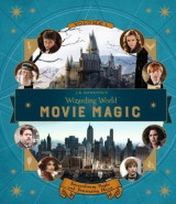 Omslag - J.K. Rowling's Wizarding World: Movie Magic: Extraordinary People and Fascinating Places Volume 1