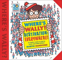 Where's Wally? Destination: Everywhere! av Martin Handford (Innbundet)