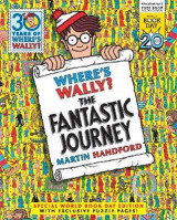 Omslag - Where's Wally? the Fantastic Journey