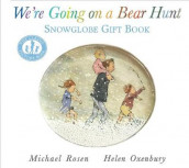 We're Going on a Bear Hunt: Snowglobe Gift Book av Michael Rosen (Innbundet)