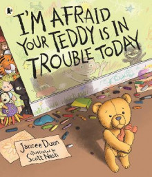 I'm Afraid Your Teddy Is in Trouble Today av Jancee Dunn (Heftet)