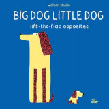 Omslag - Big Dog, Little Dog: Lift-the-Flap Opposites