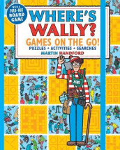 Where's Wally? Games on the Go! Puzzles, Activities & Searches av Martin Handford (Heftet)