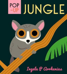 Pop-up Jungle av Ingela P. Arrhenius (Innbundet)