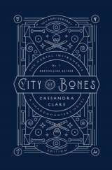 Omslag - The Mortal Instruments 1: City of Bones