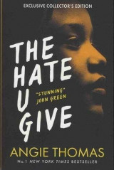 Omslag - The hate u give