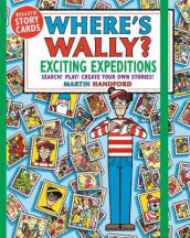Where's Wally? Exciting Expeditions av Martin Handford (Heftet)