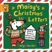 Maisy's Christmas Letters: With 6 festive letters and surprises! av Lucy Cousins (Innbundet)