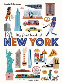 My First Book of New York av Ingela P. Arrhenius (Innbundet)