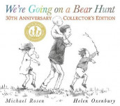 We're Going on a Bear Hunt av Michael Rosen (Innbundet)
