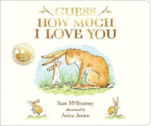 Guess How Much I Love You av Sam McBratney (Kartonert)