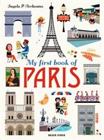 My First Book of Paris av Ingela P. Arrhenius (Innbundet)