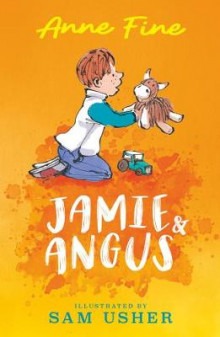 Jamie and Angus av Anne Fine (Heftet)
