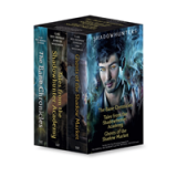 Omslag - The Shadowhunters Slipcase