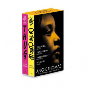 Angie Thomas Collector's Boxed Set av Angie Thomas (Blandet mediaprodukt)