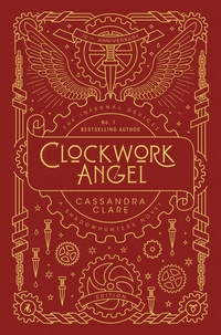 The Infernal Devices 1: Clockwork Angel av Cassandra Clare (Innbundet)