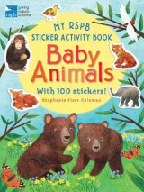 Omslag - My RSPB Sticker Activity Book: Baby Animals