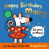 Omslag - Happy Birthday, Maisy