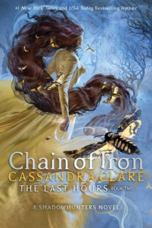 Chain of iron av Cassandra Clare (Heftet)