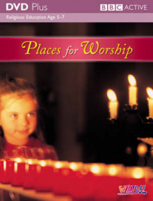 Places for Worship DVD Plus Pack av Lyn Broadbent (Blandet mediaprodukt)