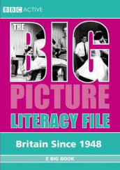 The Big Picture Literacy File Britain Since 1948 EBBk MUL av Stephen De Silva (Blandet mediaprodukt)