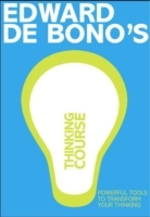 Omslag - De Bono's Thinking Course