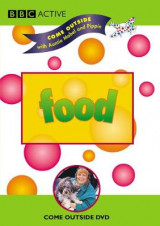 Omslag - Come Outside with Auntie Mabel and Pippin: Food DVD