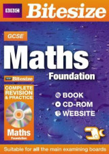 Omslag - GCSE Bitesize Maths Foundation Complete Revision and Practice