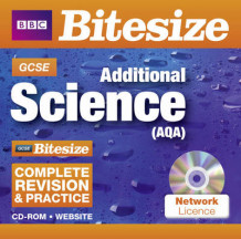GCSE Bitesize Additional Science AQA Complete Revision and Practice Network Licence av Nigel Saunders (CD-ROM)
