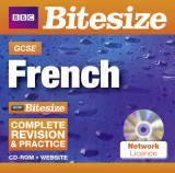 Omslag - GCSE Bitesize French Complete Revision and Practice Network Licence