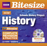 Omslag - GCSE Bitesize History: Schools History Project Complete Revision and Practice Network Licence (2010)