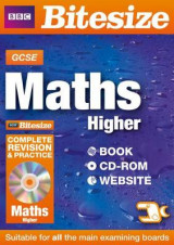 Omslag - GCSE Bitesize Maths Higher Complete Revision and Practice