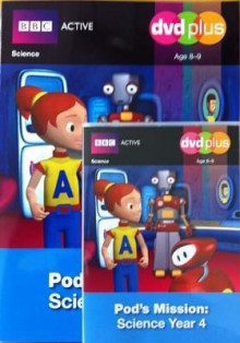 Pods Mission Year 4 DVD Plus Pack av Penny Coltman (Blandet mediaprodukt)