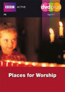 Places for Worship DVD Plus Pk av Lyn Broadbent (Blandet mediaprodukt)