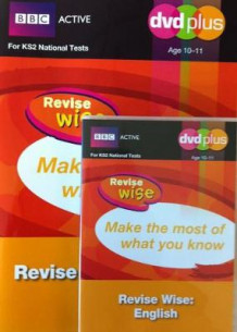 KS2 Revisewise English DVD Plus Pack 3 av Wendy Wren (Blandet mediaprodukt)