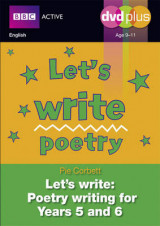 Omslag - Let's Write Poetry DVD Plus Pack