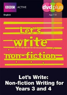 Let's Write Non-Fiction Years 3 and 4 DVD Plus Pack av Judith Puddick (Blandet mediaprodukt)