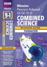 Omslag - BBC Bitesize Edexcel GCSE (9-1) Combined Science Foundation Revision Guide