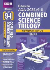Omslag - BBC Bitesize AQA GCSE (9-1) Combined Science Trilogy Higher Revision Guide