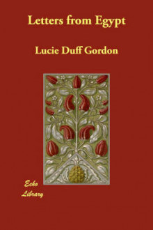 Letters from Egypt av Lucie Duff Gordon (Heftet)