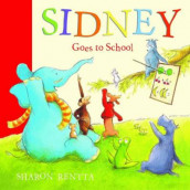 Sidney Goes to School av Sharon Rentta (Innbundet)