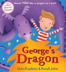 George's Dragon av Claire Freedman (Heftet)
