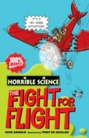 Fearsome Fight for Flight av Nick Arnold (Heftet)