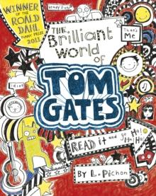 The brilliant world of Tom Gates av Liz Pichon (Heftet)